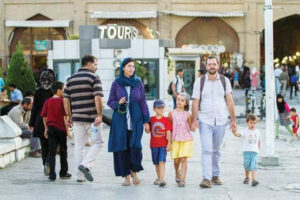 Travel to Iran with Kids