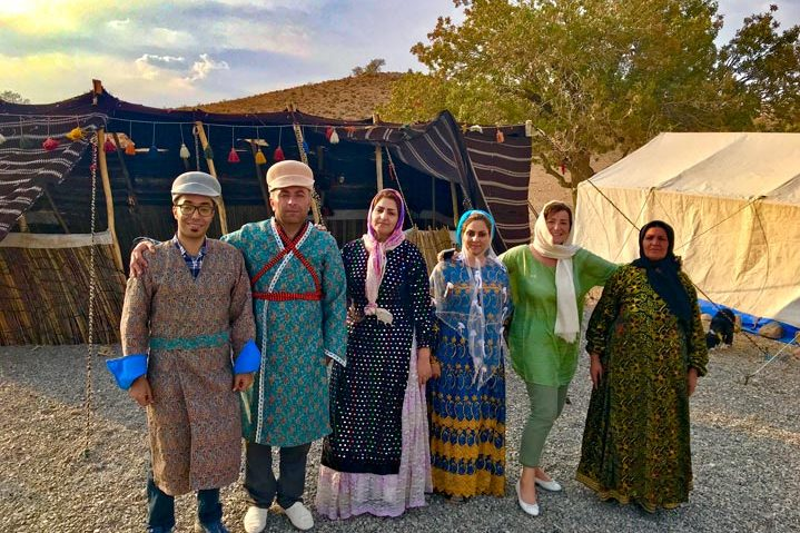 Iran Nomad Tent